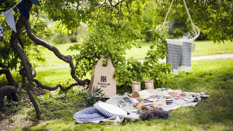 Pikniksesongen er i gang!