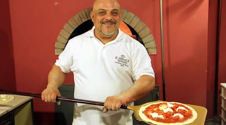 Pizzaverdensmester besøker Mathallen