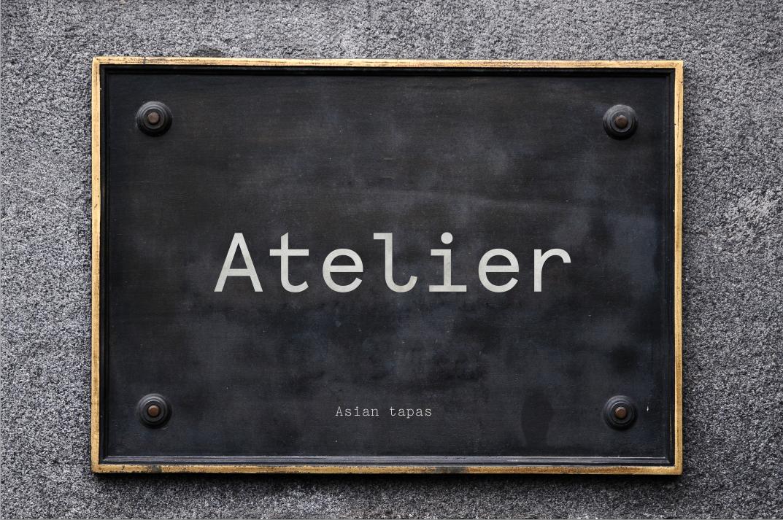 Bilde av logo, Atelier Asian Tapas