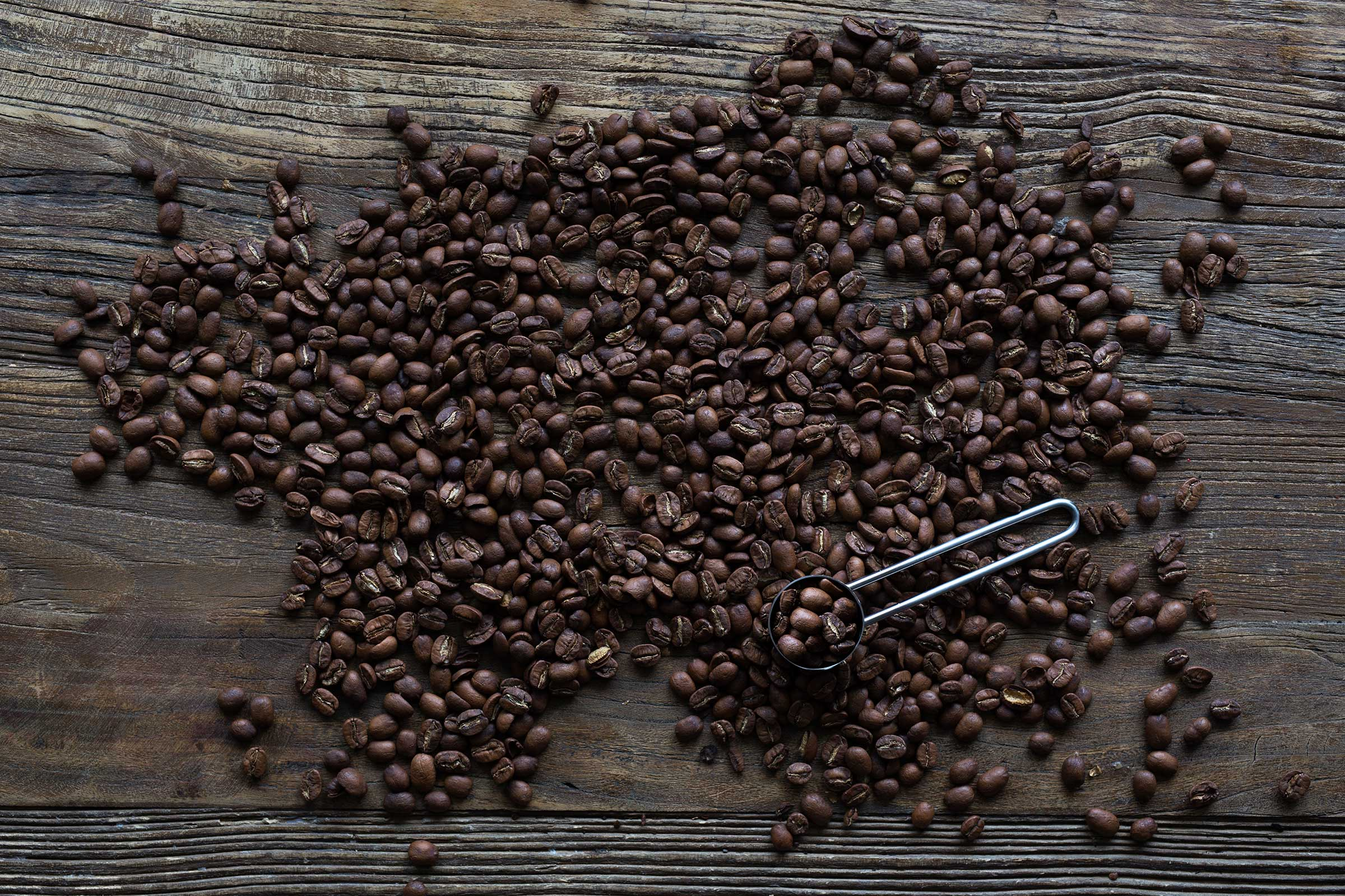 Bilde kaffebønner