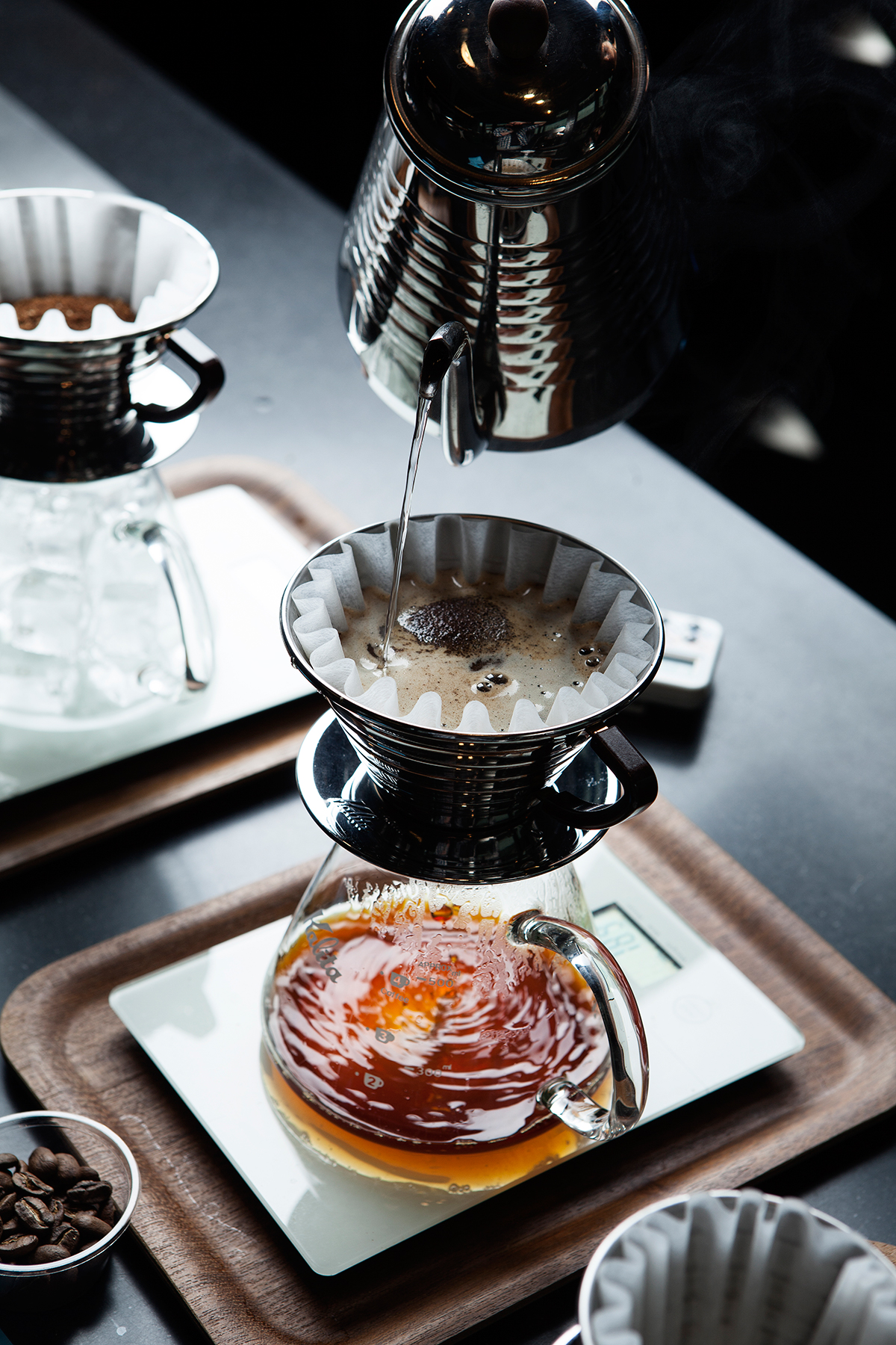 Bilde Mathallen kaffe