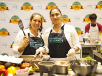 Bilde av deltakere i NM i taco