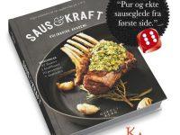"""Bilde av boka """"Saus & Kraft"""""""