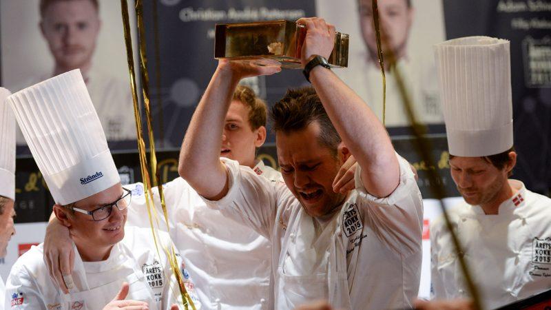 Vinner av Årets kokk 2015