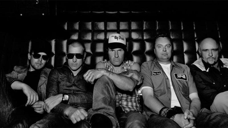 Bilde av bandet Big Truck