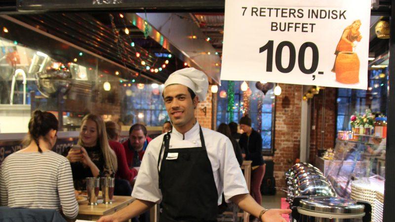 Nytt serveringssted i Mathallen – Mazedar!