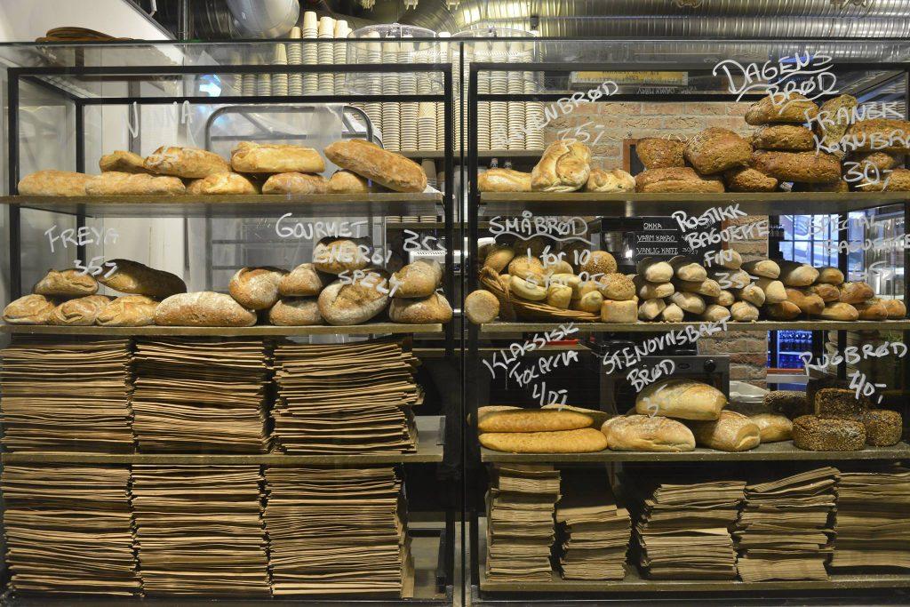 Bilde fra French Bakery