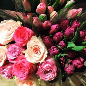 Bilde av flotte blomster