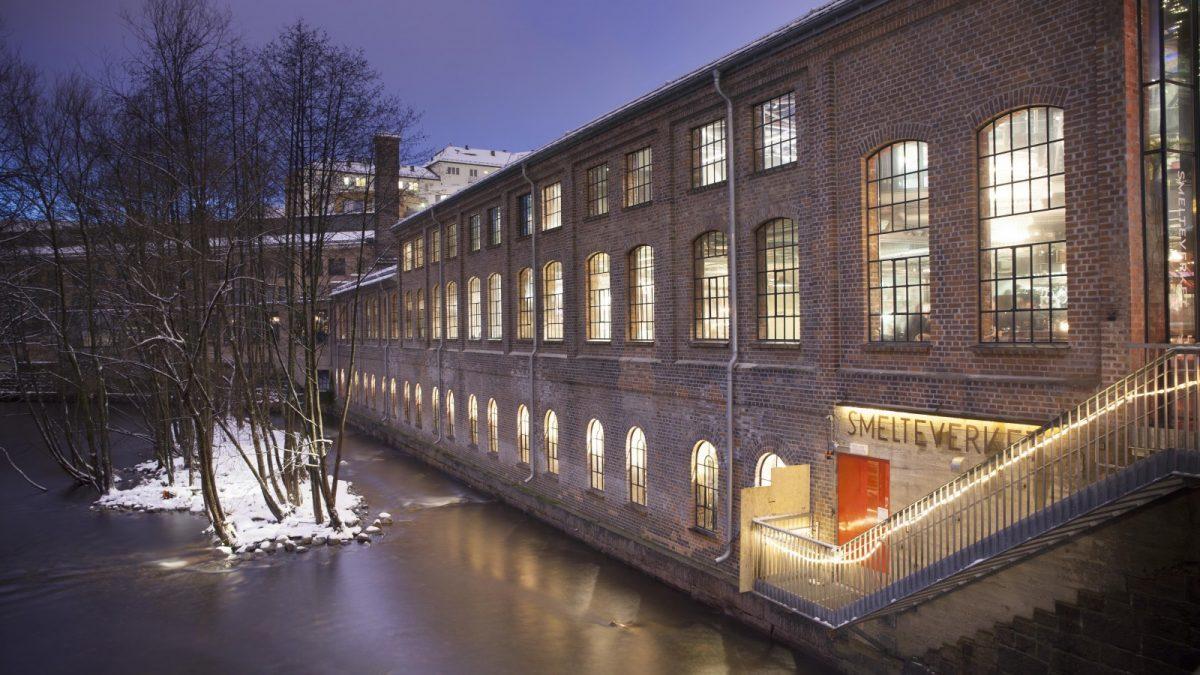 Elvelangs 2016: A show by Smelteverket and Torso Kunstartikler