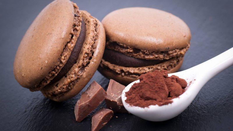 Lag SebastienBruno's sjokolademakroner