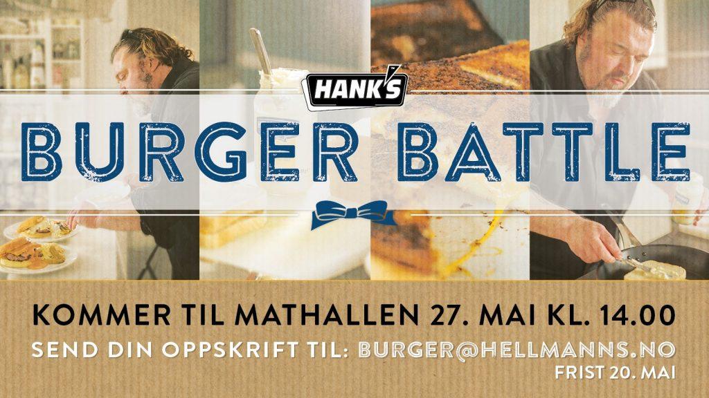 hanks burgerbattle