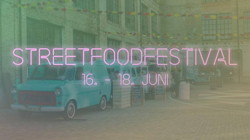 The Streetfoodfestival at Mathallen 16.–18. July