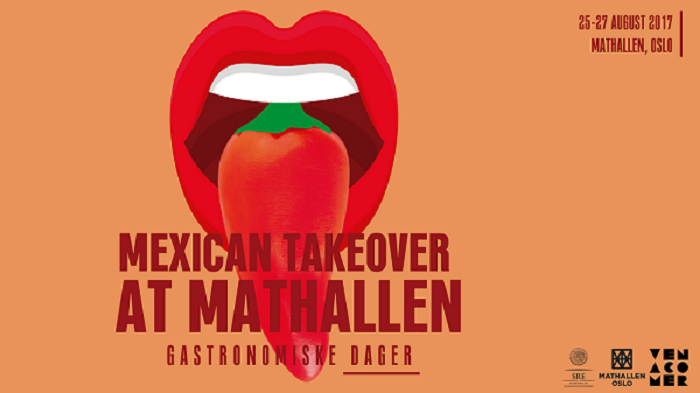Mexican Takeover @ Mathallen: Gastronomiske dager