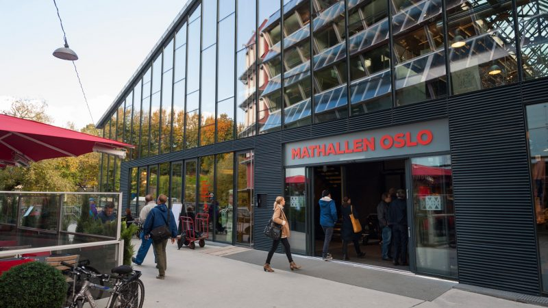 Mathallen among the best food halls in Europe!