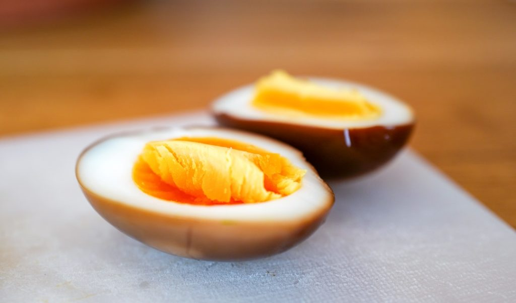 Helleskitchen egg