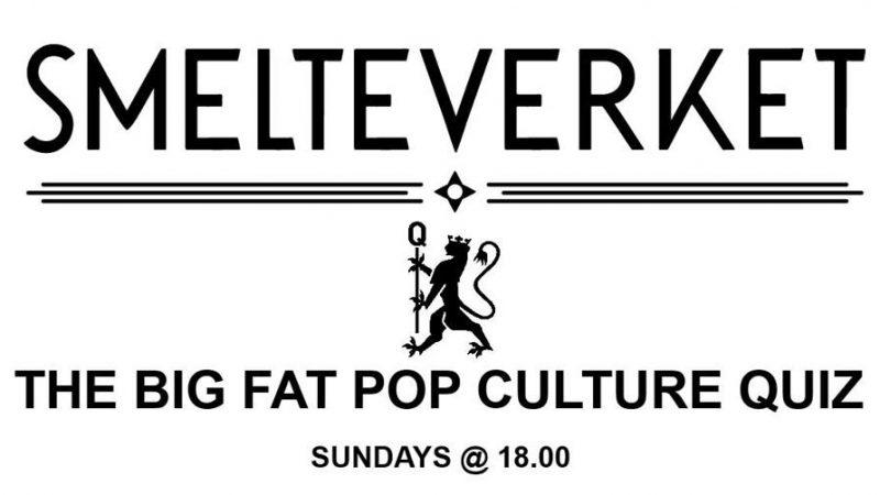 The big fat pop culture quiz