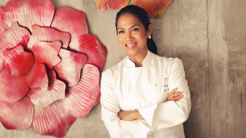 Asia's Best Female Chef 2016 visits Mathallen Oslo