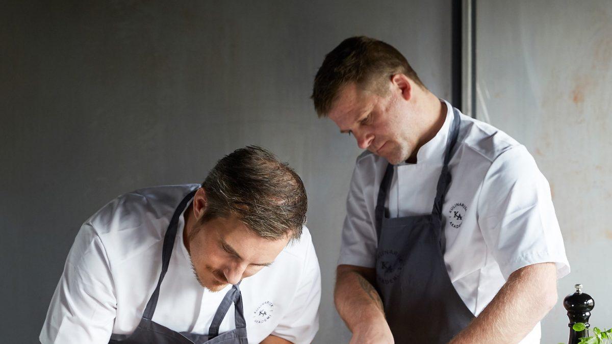 Kulinarisk Takeover: Minikurs