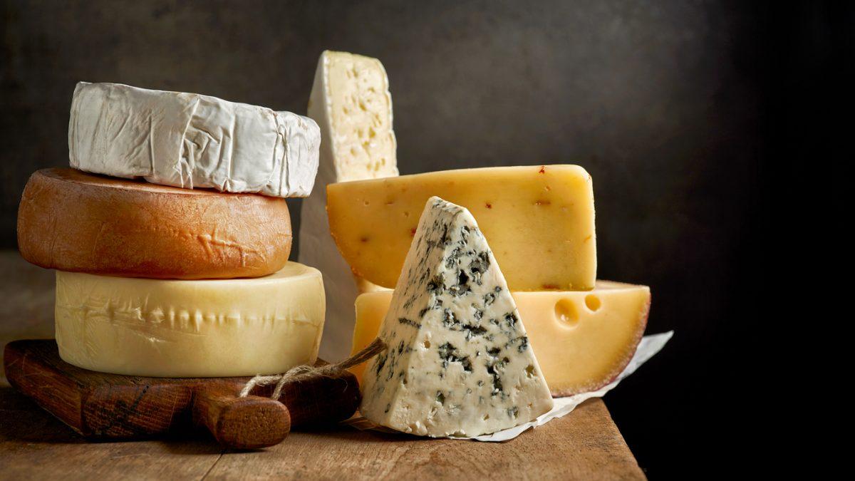 Prøve-VM i ost!