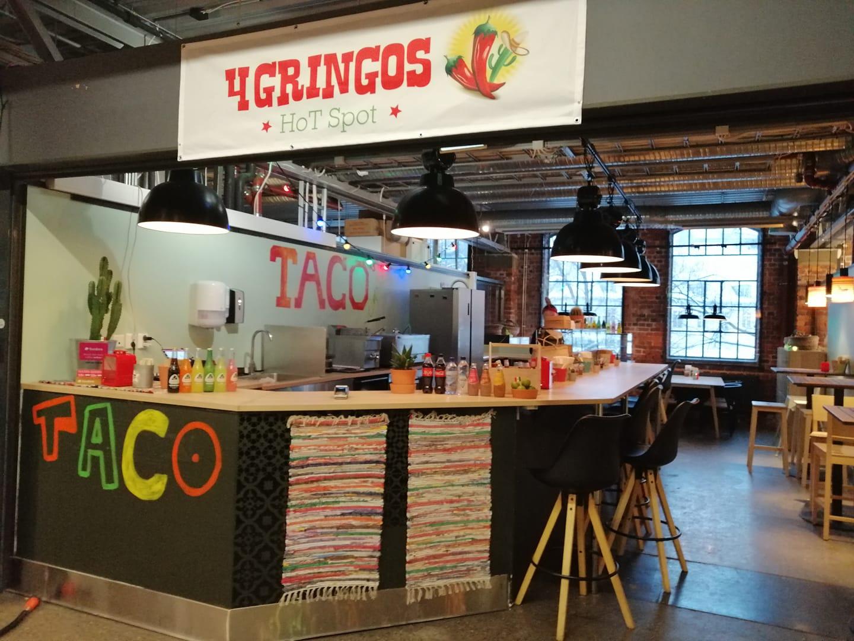 4 Gringos butikk