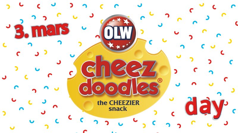 Cheez Doodles® Day
