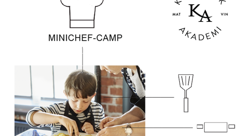 Minichef camp