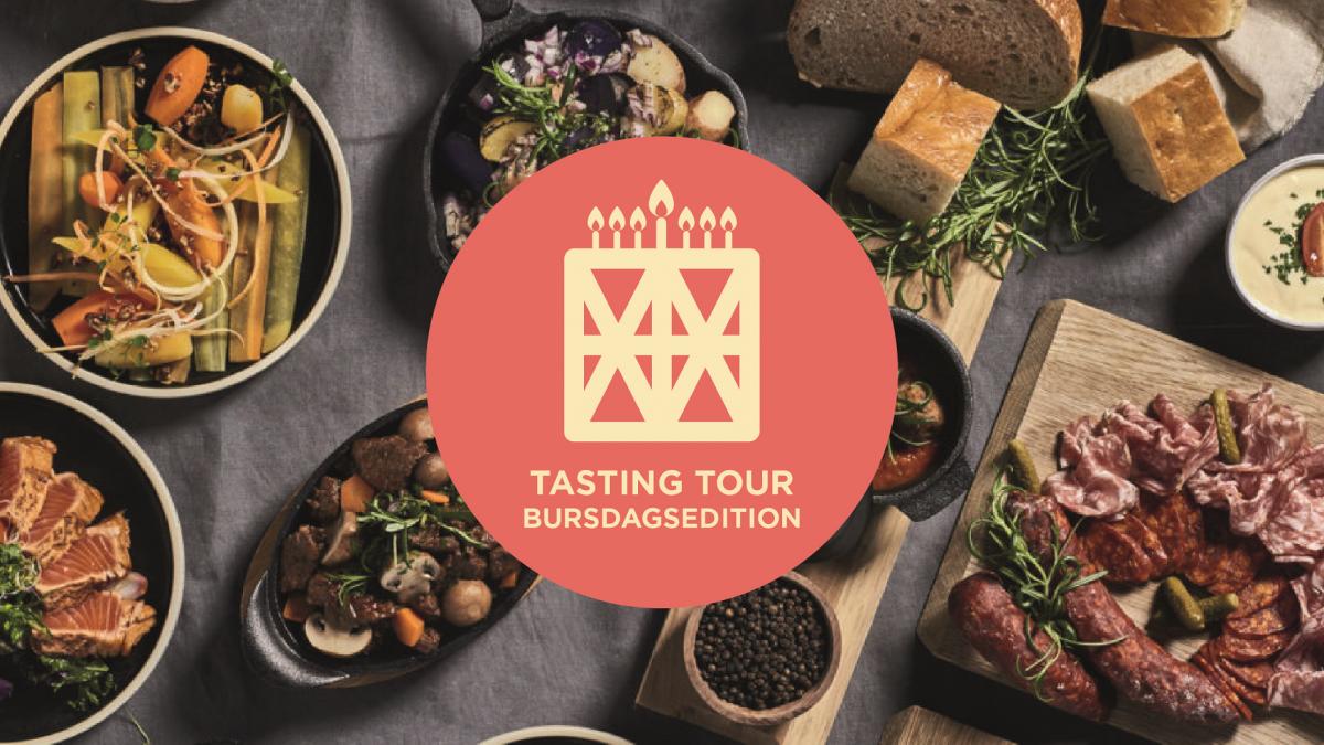 Tasting Tour: Birthday Edition