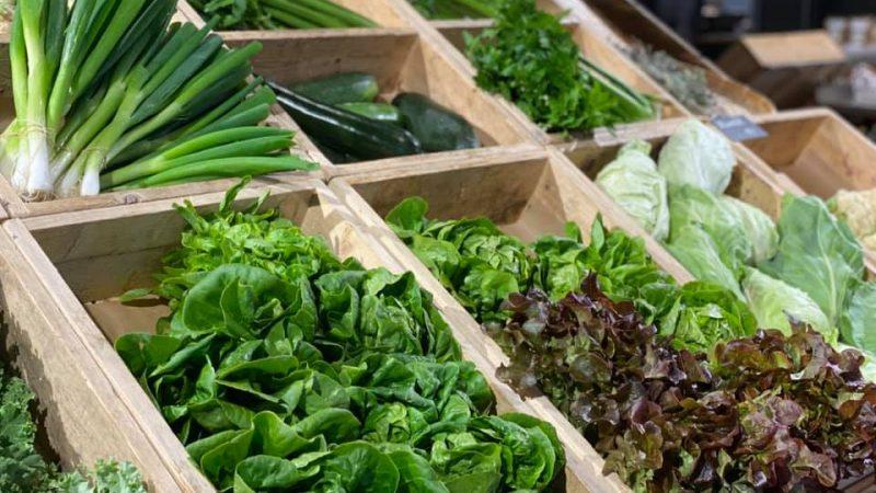 Nytt økologisk matmarked!