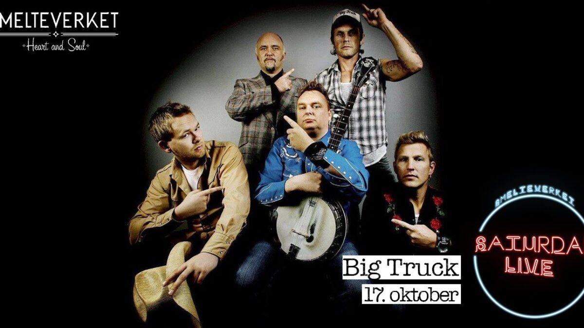 Saturday Live: Big Truck