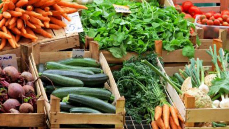 GRønnsakskasse