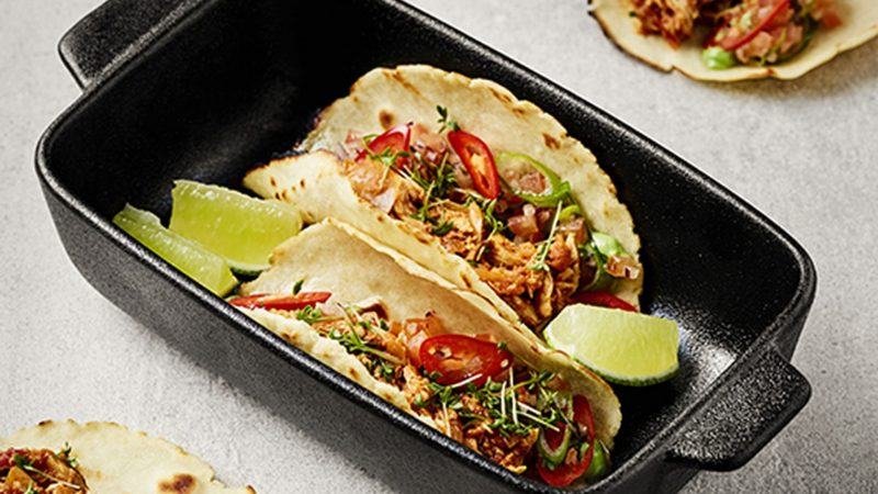 Mexicanske tacos