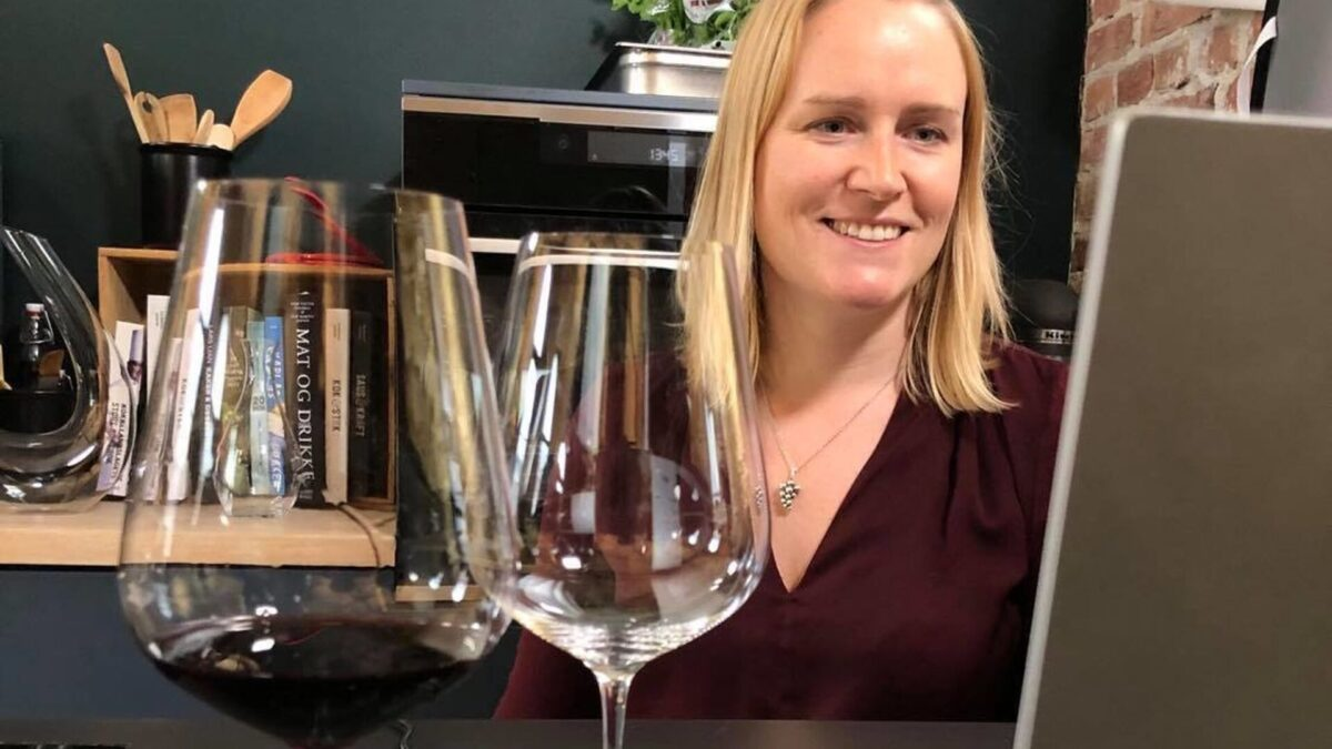 Live digitalt vinkurs fokus på Cabernet Sauvignon