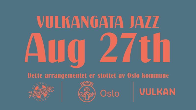 Vulkangata jazz 27.08