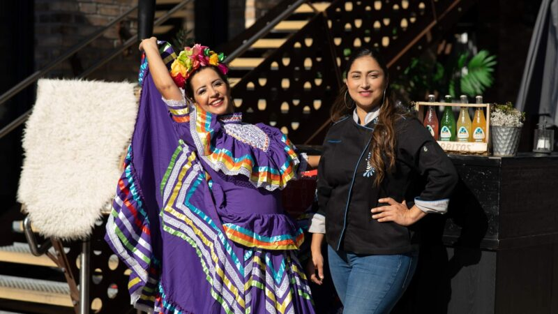 Mexican independence pop up